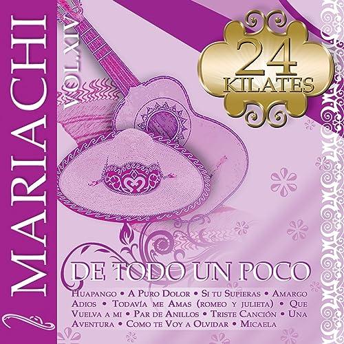 Mariachi, Vol. 14: De Todo un Poco