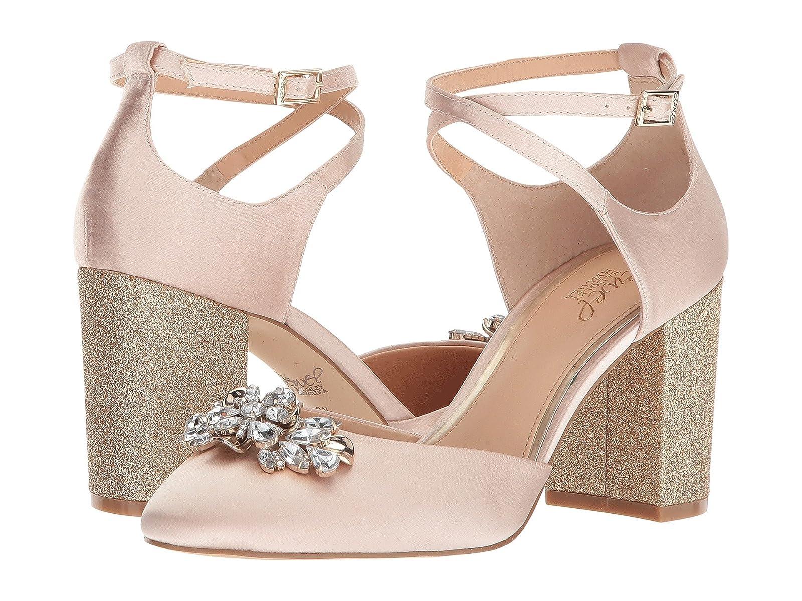 Jewel Badgley Mischka AiyanaCheap and distinctive eye-catching shoes