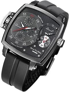 David Van Heim - Reloj de cuarzo suizo Omina colección VH-21 para hombre