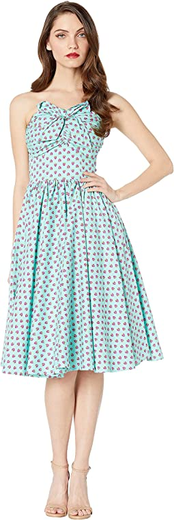 1950s Golightly Swing Dress