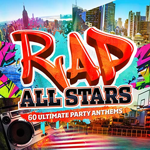 b352ead500e8 Rap All Stars  Explicit  by Various artists on Amazon Music - Amazon ...