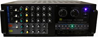 Hisonic Dual Channel MA-3800K Karaoke Mixing Amplifier, 760W
