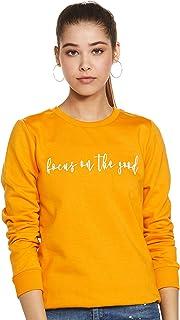 Styleville.in Women's Fleece Sweatshirt