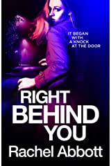 Right Behind You: The must-read thriller with a twist you'll never see coming (Tom Douglas Thrillers Book 9) Kindle Edition