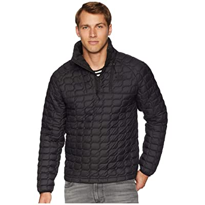 The North Face ThermoBall Pullover (TNF Black) Men