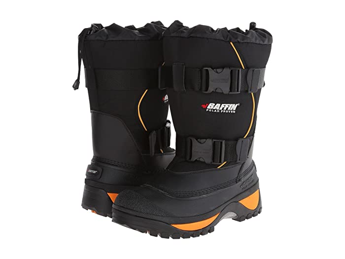 Baffin  Wolf (Black/Expedition Gold) Mens Cold Weather Boots
