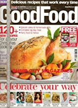 BBC Good Food UK December 2010 Magazine GORDON RAMSAY'S BUTTER-ROASTED CHICKEN Jamie Oliver's Roast Rib Of Beef HOLIDAY ISSUE