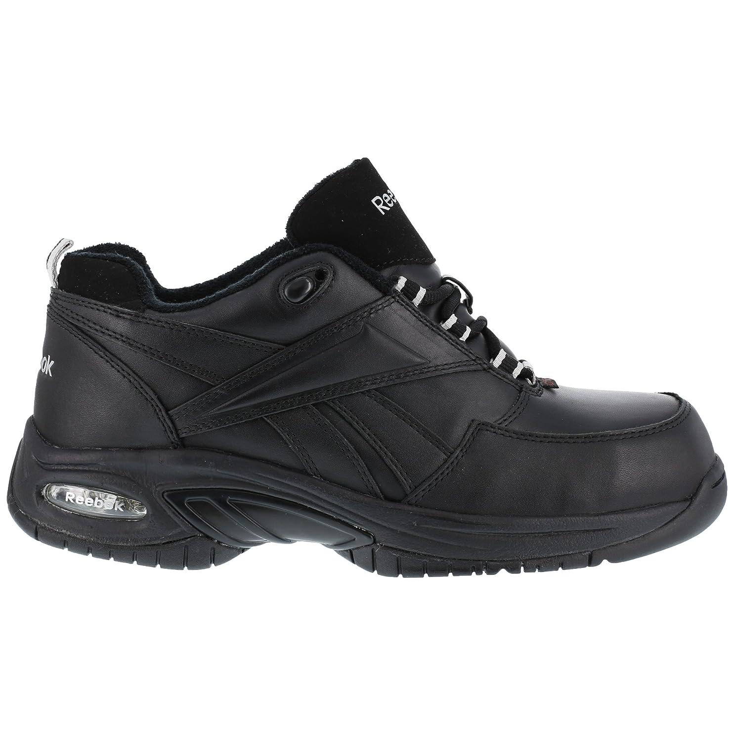 派生する記憶に残るこれらReebok RB4177 Men's TYAK Safety Shoes - Black