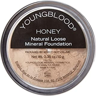 YOUNGBLOOD Natural Loose Mineral Foundation * Honey *