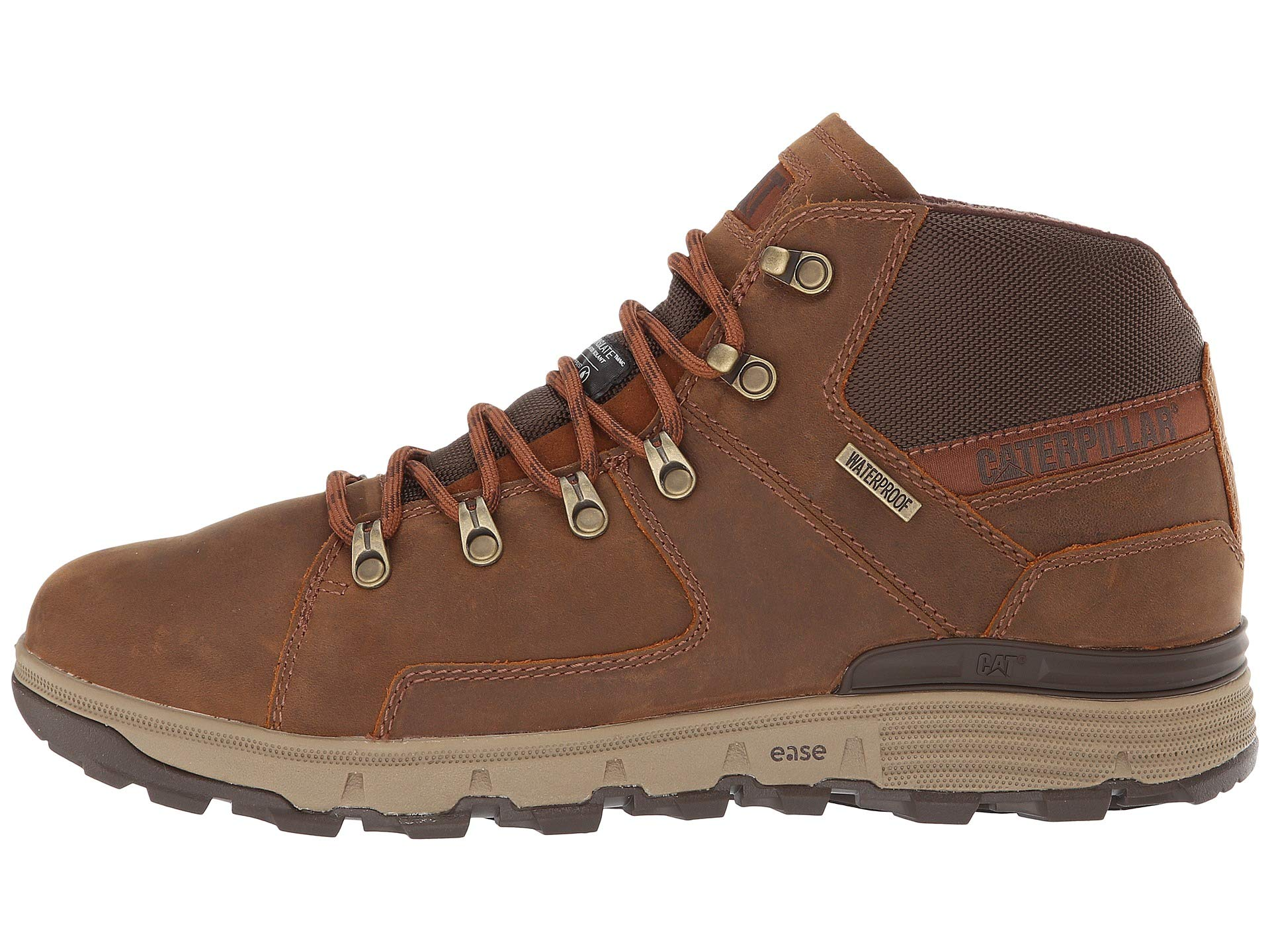 Stiction Hiker Brown Tx Caterpillar Waterproof Ice Casual Sugar AfxSwq1