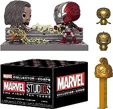 Funko Marvel Collector Corps Subscription Box, Marvel Studios 10 Theme, November 2018, Multicolor