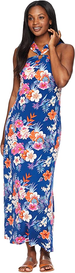 Tommy Bahama Mira Dora Floral Maxi Dress