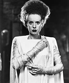 Home Comforts Elsa Lanchester Art The Bride of Frankenstein Hollywood Scary Movie S Vivid Imagery Laminated Poster Print 24 x 36