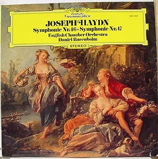 Joseph Haydn: Symphony No.46; Symphony No. 47