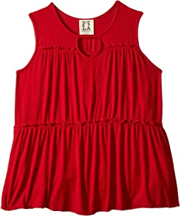 Serafina Knit Tank Top (Big Kids)