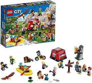 レゴ(LEGO)シティ レゴ(R)シティのアウトドア 60202 ブロック おもちゃ 男の子 キャンプ