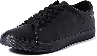 Amazon Brand - Symbol Men's PU Sneakers