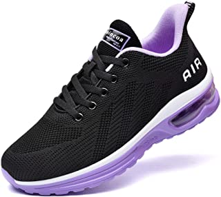 Womens Walking Shoes Lightweight Running Shoes Women's...