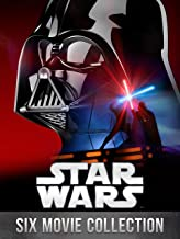 Star Wars The Digital Six film Collection