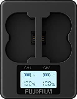 Fujifilm Twin Battery Charger for NP-W235 Battery