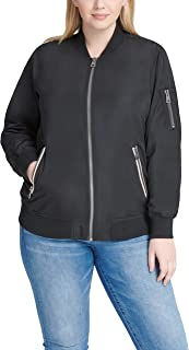 Best black silk bomber jacket Reviews