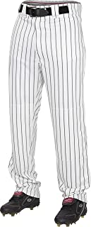 Rawlings Men's Semi-Relaxed Pants with Pin Stripe Design