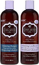 Hask Chia Seed Oil Shampoo and Conditioner