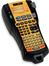 DYMO  Industrial Label Maker | RhinoPRO 5200 Label Maker, Time-Saving Hot Keys, Prints..