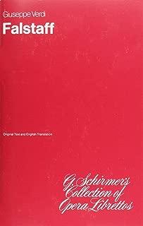 Falstaff: Libretto