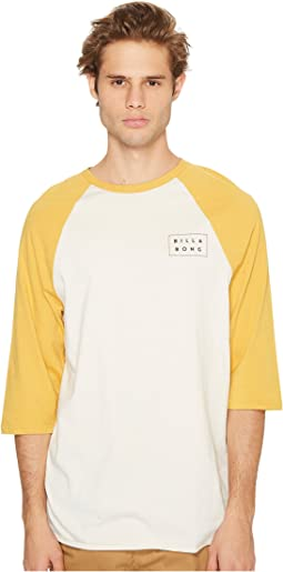 Billabong - Die Cut Raglan Tee
