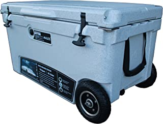 MILEE--Heavy Duty Wheeled Cooler 70QT ($50 Accessories Included) Divider,Basket and Cup Holder are Free