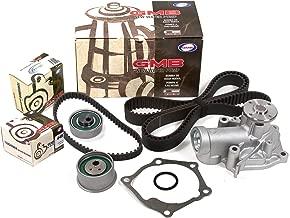 Evergreen TBK167LWP Fits 03-07 Mitsubishi Lancer Evo VIII IX TURBO 2.0L 4G63T Timing Belt Kit GMB Water Pump