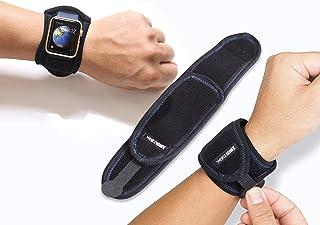 《Watchsuit》腕時計やスマートウォッチを5秒で簡単装着する保護プロテクターです。Apple Watch・GARMIN・SUUNTO・サムスン Gear・SONY Smart Watch・Fitbitをプールで水泳等にもおすすめのカバー、...