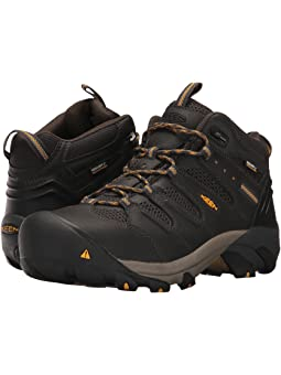 Steel Toe Work and Safety Sneakers +