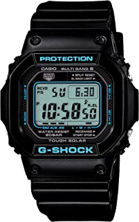 [カシオ] 腕時計 ジーショック 電波ソーラー GW-M5610BA-1JF ブラック