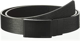 Men's Embossed to Smooth Reversible Belt