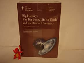 Big History: The Big Bang, Life on Earth, and the Rise of Humanity (Great Courses) (Teaching Company) (Course Number 8050 Audio CD)