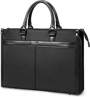 Lokass Mens Messenger Bag Business Briefcase Water-resistant Handbag for Men