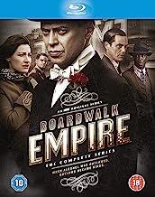 Sponsored Ad - Boardwalk Empire - The Complete Series, Seasons 1-5 [Blu-ray] [2015] [Region Free]