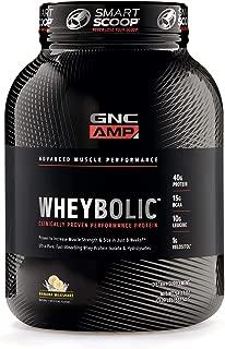 GNC AMP Wheybolic - Banana Milkshake