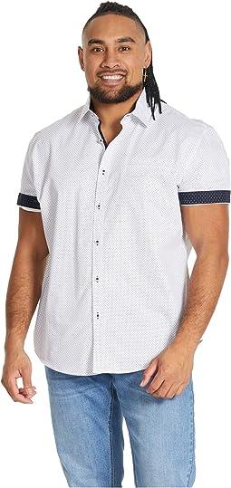 Big & Tall Roscoe Print Shirt
