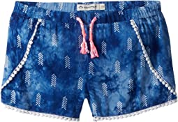 Extra Soft Tie-Dye Tao Shorts (Toddler/Little Kids/Big Kids)