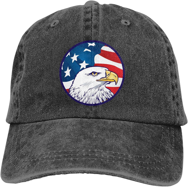 Baseball Cap Men Women Adjustable 100% Cotton Classic Vintage Trucker Hat Denim Gift Dad Hats for Sports Travel