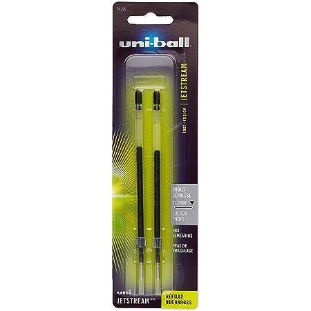 uni-ball 40174 Jetstream Ballpoint Stick Pen 7mm Blue Ink Fine San40174 for sale online