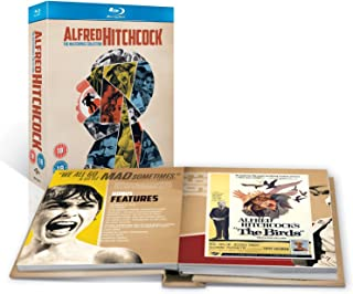 Alfred Hitchcock: The Masterpiece Collection [Blu-ray] (Region Free)