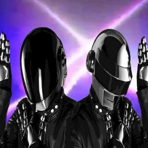 Daft Punk Live Wallpaper