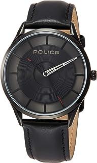 [ポリス]POLICE 腕時計 BURBANK PL.15399MSB/02 メンズ 【正規輸入品】