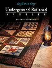 Underground Railroad Sampler (Quilt in a Day Series)