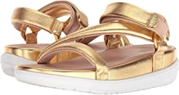 Loosh Luxe™ Z-Strap Leather Sandals