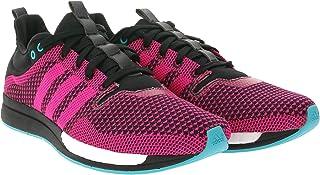 adidas Performance Adizero Feather Lauf-Schuhe Trendige Damen Sport-Schuhe Joggingschuhe Fitness-Schuhe Pink/Schwarz